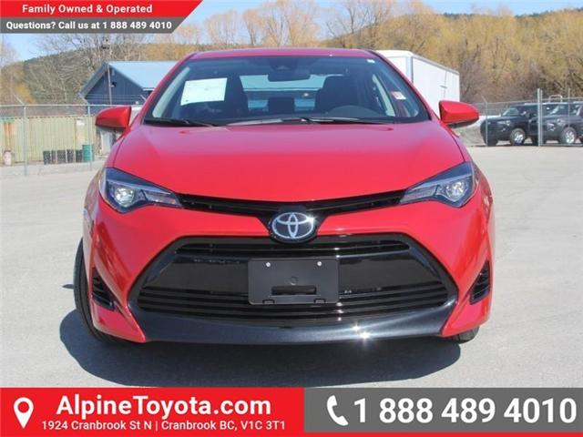2018 Toyota Corolla LE (Stk: C088676) in Cranbrook - Image 8 of 18