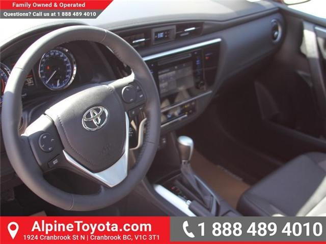 2018 Toyota Corolla LE (Stk: C088676) in Cranbrook - Image 9 of 18