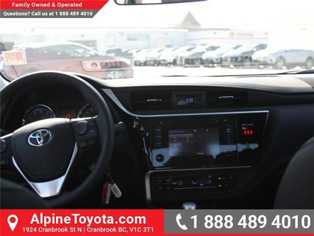 2018 Toyota Corolla LE (Stk: C088676) in Cranbrook - Image 10 of 18