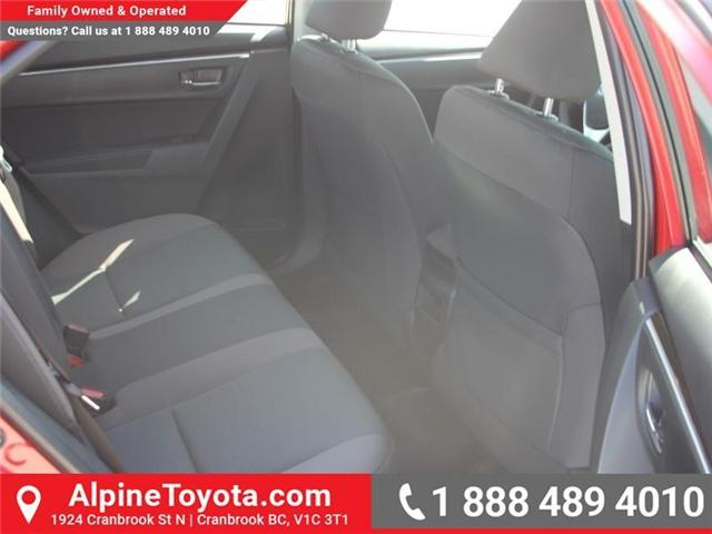 2018 Toyota Corolla LE (Stk: C088676) in Cranbrook - Image 12 of 18