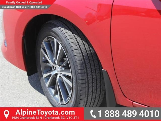 2018 Toyota Corolla LE (Stk: C088676) in Cranbrook - Image 18 of 18