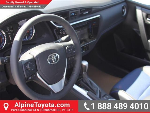 2018 Toyota Corolla SE (Stk: C089532) in Cranbrook - Image 9 of 18