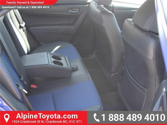 2018 Toyota Corolla SE (Stk: C089532) in Cranbrook - Image 12 of 18