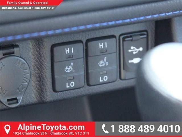 2018 Toyota Corolla SE (Stk: C089532) in Cranbrook - Image 14 of 18