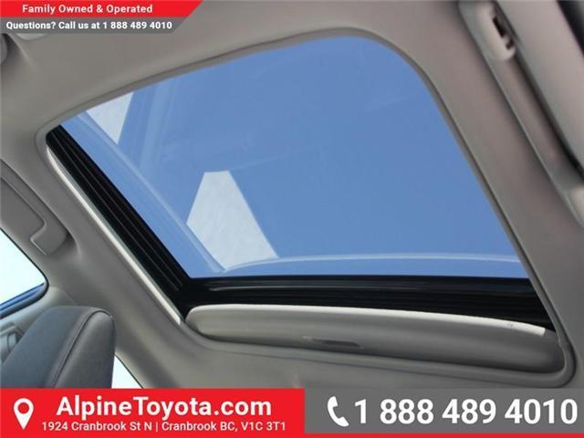 2018 Toyota Corolla SE (Stk: C089532) in Cranbrook - Image 16 of 18