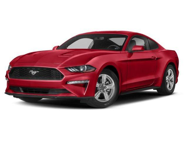 2018 Ford Mustang  (Stk: J-798) in Calgary - Image 1 of 9