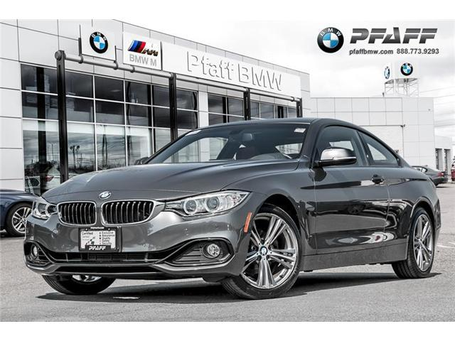 2015 BMW 428i xDrive (Stk: 20545A) in Mississauga - Image 1 of 21