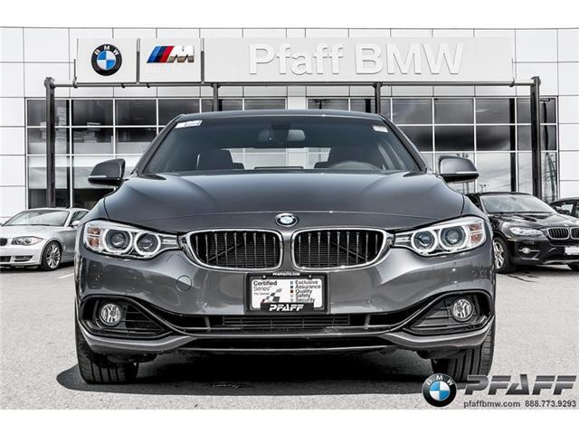 2015 BMW 428i xDrive (Stk: 20545A) in Mississauga - Image 2 of 21