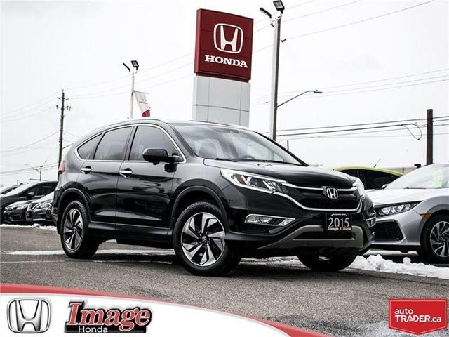 2015 Honda CR-V Touring (Stk: 8R166A) in Hamilton - Image 1 of 18