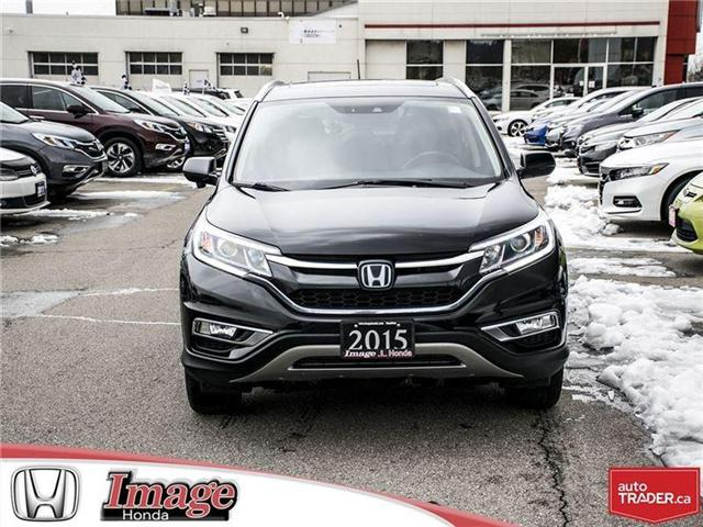 2015 Honda CR-V Touring (Stk: 8R166A) in Hamilton - Image 2 of 18