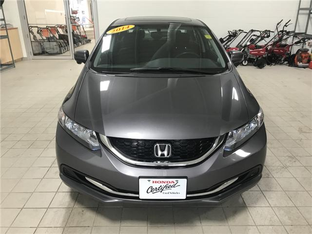 2015 Honda Civic EX (Stk: H1550) in Steinbach - Image 2 of 7