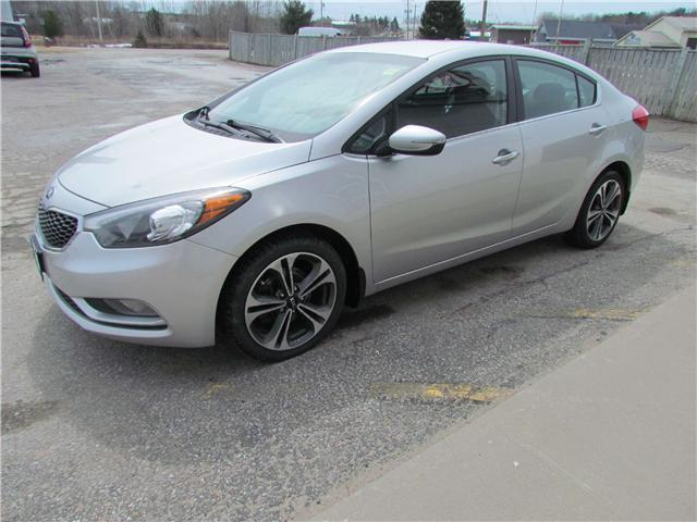 2014 Kia Forte 2.0L EX (Stk: HH166A) in Bracebridge - Image 4 of 16