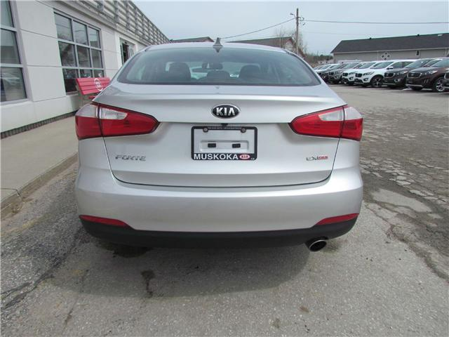 2014 Kia Forte 2.0L EX (Stk: HH166A) in Bracebridge - Image 5 of 16