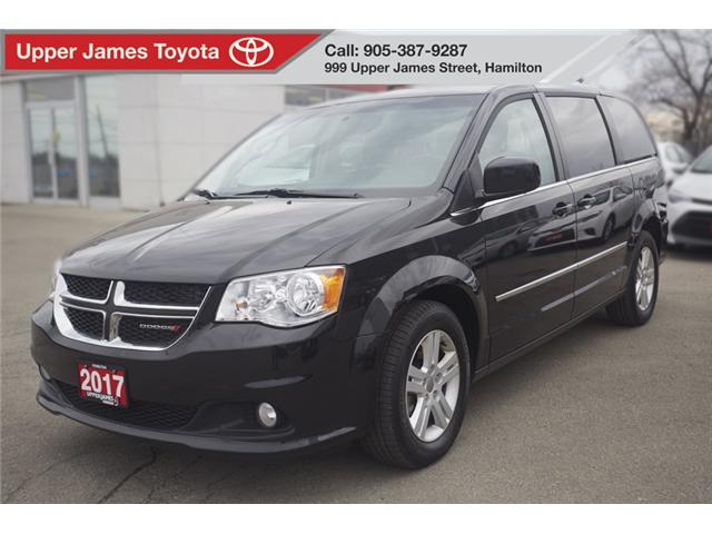 2017 Dodge Grand Caravan Crew (Stk: 70153) in Hamilton - Image 1 of 17