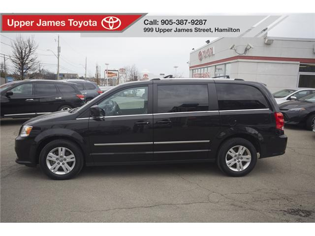 2017 Dodge Grand Caravan Crew (Stk: 70153) in Hamilton - Image 2 of 17