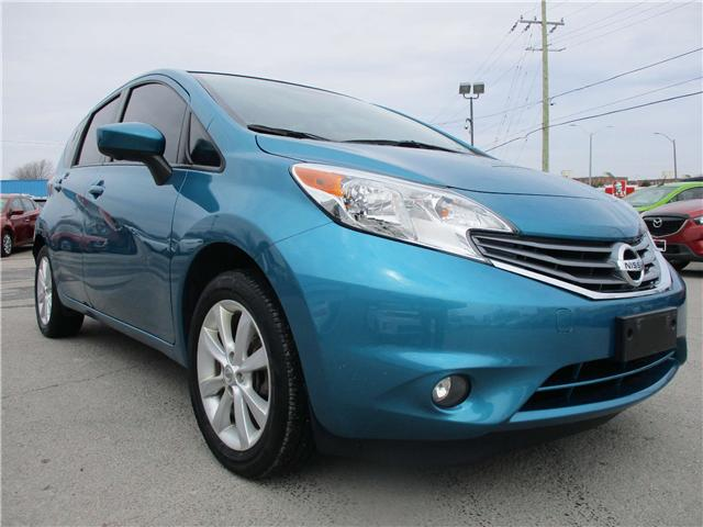 2015 Nissan Versa Note 1.6 SL (Stk: 180373) in Kingston - Image 1 of 13