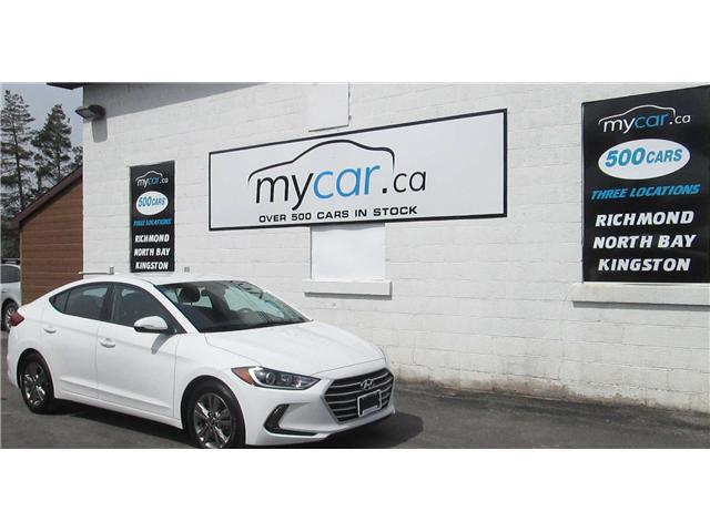 2018 Hyundai Elantra GL (Stk: 180459) in Kingston - Image 2 of 13