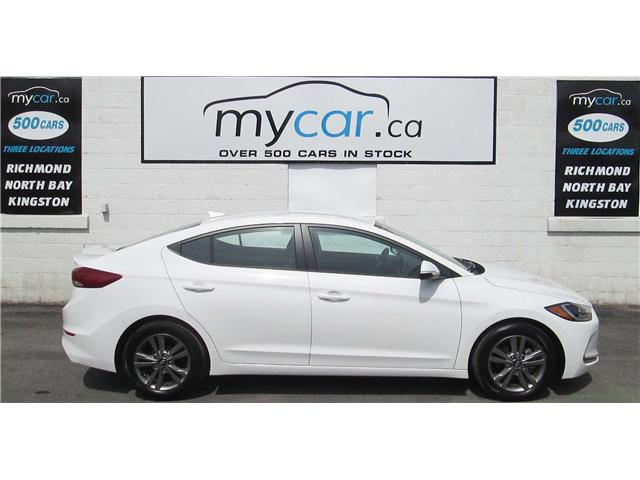 2018 Hyundai Elantra GL (Stk: 180459) in Kingston - Image 1 of 13