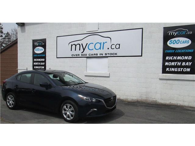 2015 Mazda Mazda3 GX (Stk: 180454) in Richmond - Image 2 of 13