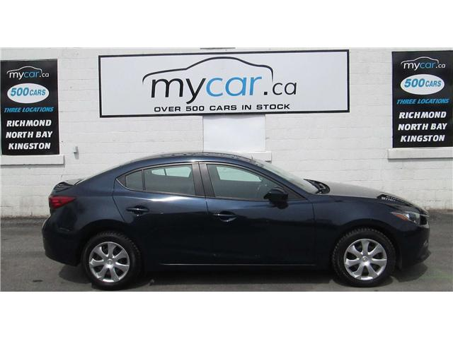 2015 Mazda Mazda3 GX (Stk: 180454) in Richmond - Image 1 of 13