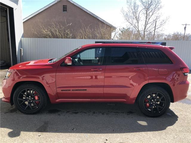 2018 Jeep Grand Cherokee SRT (Stk: 12884) in Fort Macleod - Image 2 of 23
