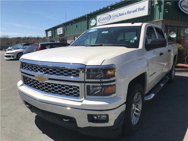 2014 Chevrolet Silverado 1500  (Stk: 9907) in Lower Sackville - Image 1 of 19