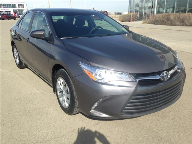 2017 Toyota Camry LE (Stk: 284068) in Calgary - Image 1 of 13