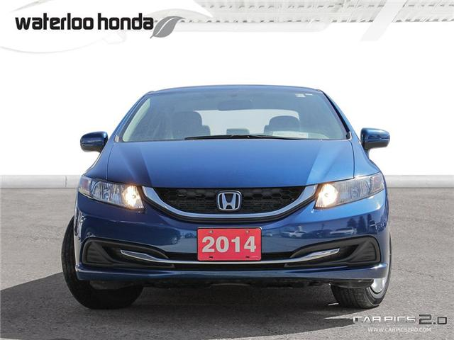 2014 Honda Civic LX (Stk: U3713) in Waterloo - Image 2 of 28
