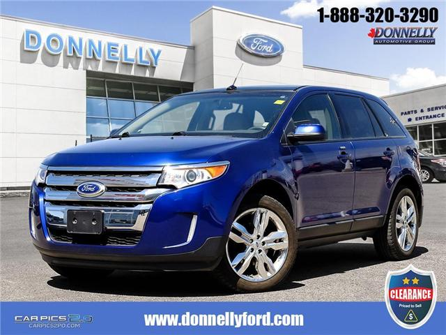 2013 Ford Edge SEL (Stk: CLDUR5556A) in Ottawa - Image 1 of 27