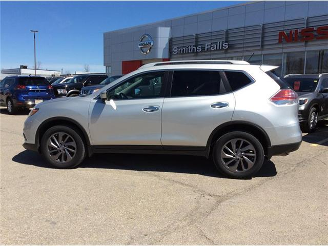 2016 Nissan Rogue SV (Stk: P1919) in Smiths Falls - Image 2 of 13
