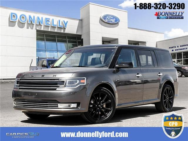 2018 Ford Flex Limited (Stk: DUR5677) in Ottawa - Image 1 of 27