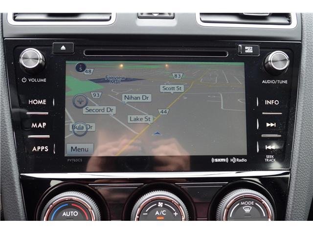 2018 Subaru WRX Sport-tech (Stk: Z1329) in St.Catharines - Image 12 of 15