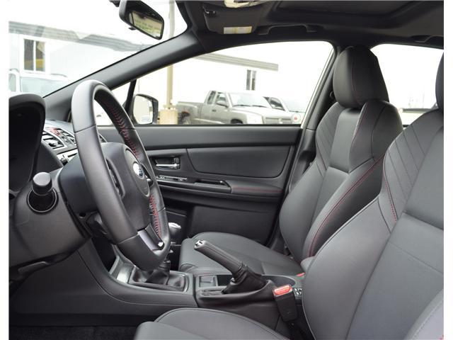 2018 Subaru WRX Sport-tech (Stk: Z1329) in St.Catharines - Image 8 of 15