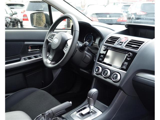2015 Subaru XV Crosstrek Sport Package (Stk: Z1237) in St.Catharines - Image 10 of 14