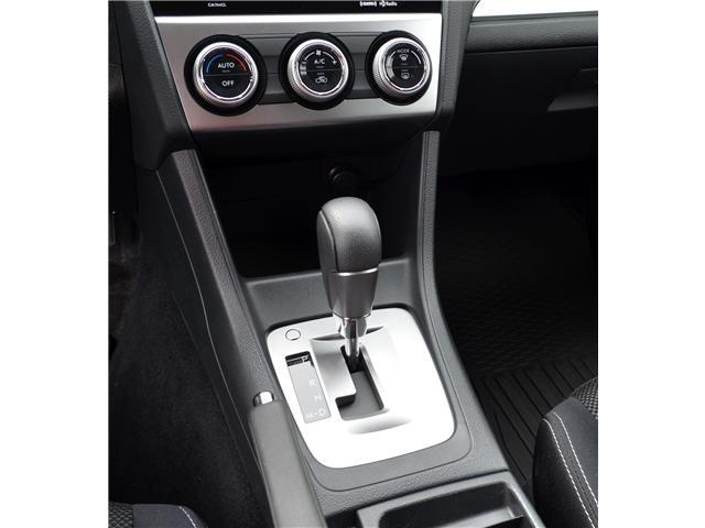 2015 Subaru XV Crosstrek Sport Package (Stk: Z1237) in St.Catharines - Image 11 of 14
