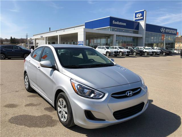 2017 Hyundai Accent GL (Stk: B6963) in Saskatoon - Image 1 of 23