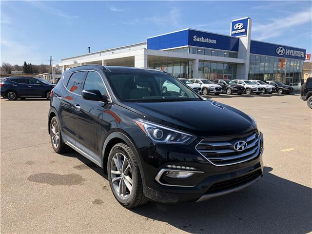 2017 Hyundai Santa Fe Sport 2.0T Limited (Stk: B6969) in Saskatoon - Image 1 of 27
