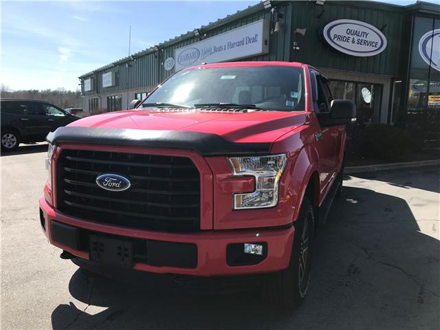 2016 Ford F-150  (Stk: 9903) in Lower Sackville - Image 1 of 20