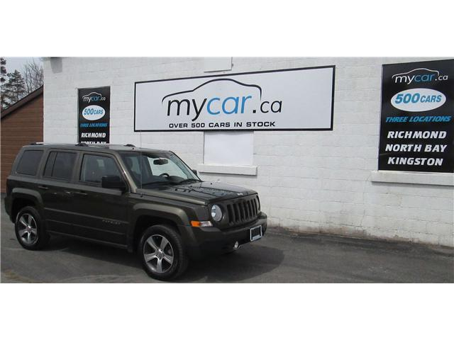 2016 Jeep Patriot Sport/North (Stk: 180372) in Kingston - Image 2 of 14