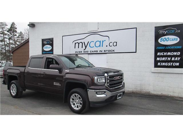 2016 GMC Sierra 1500 SLE (Stk: 180425) in Richmond - Image 2 of 12