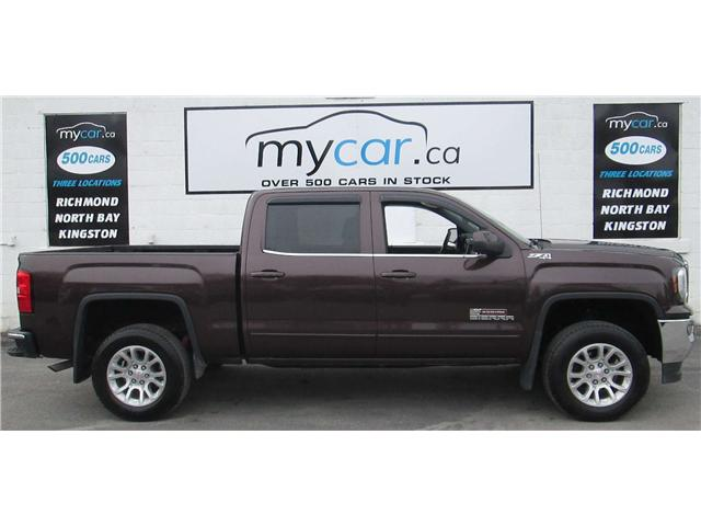 2016 GMC Sierra 1500 SLE (Stk: 180425) in Richmond - Image 1 of 12