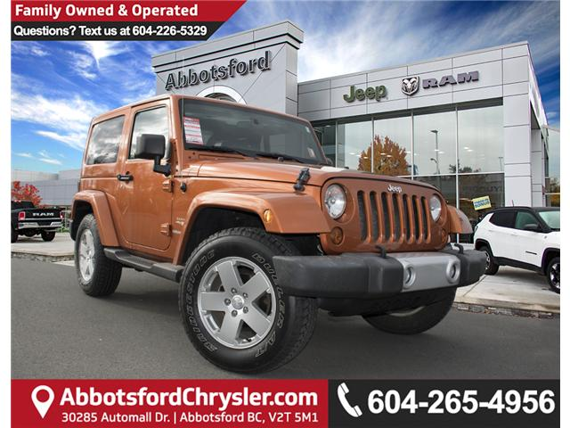 2011 Jeep Wrangler Sahara (Stk: J825593A) in Abbotsford - Image 1 of 22