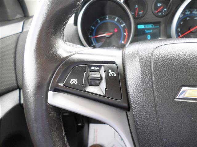 2014 Chevrolet Cruze 1LT (Stk: 1891331) in Moose Jaw - Image 9 of 20