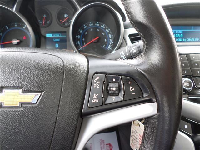 2014 Chevrolet Cruze 1LT (Stk: 1891331) in Moose Jaw - Image 10 of 20