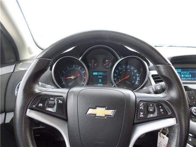 2014 Chevrolet Cruze 1LT (Stk: 1891331) in Moose Jaw - Image 12 of 20