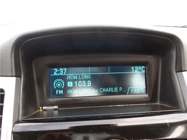 2014 Chevrolet Cruze 1LT (Stk: 1891331) in Moose Jaw - Image 13 of 20