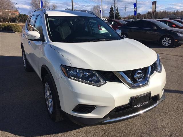 2015 Nissan Rogue S (Stk: 15202A) in Thunder Bay - Image 1 of 13