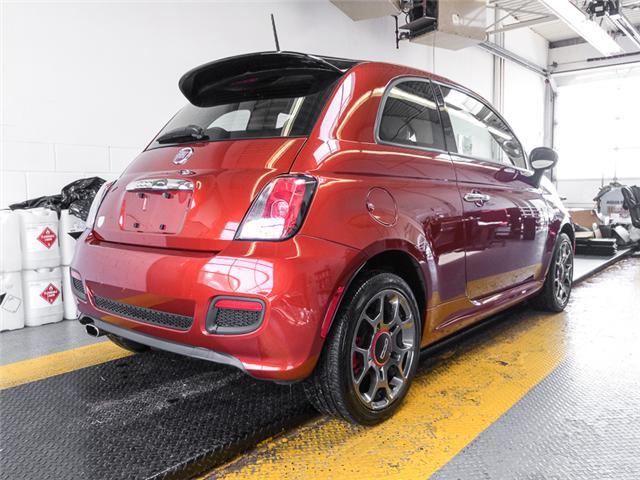 2013 Fiat 500 Sport (Stk: F995891) in Burnaby - Image 2 of 23