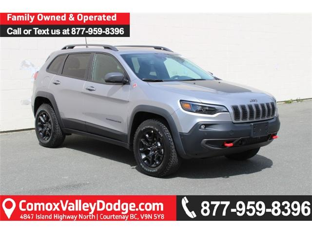 2019 Jeep Cherokee Trailhawk (Stk: D107780) in Courtenay - Image 1 of 30
