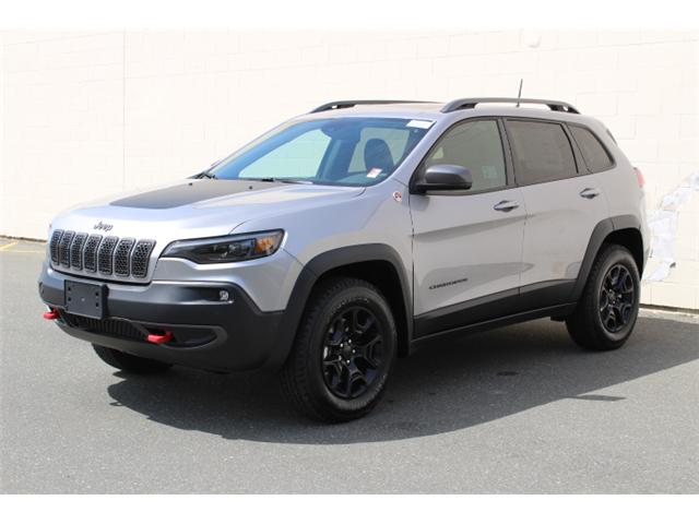 2019 Jeep Cherokee Trailhawk (Stk: D107780) in Courtenay - Image 3 of 30
